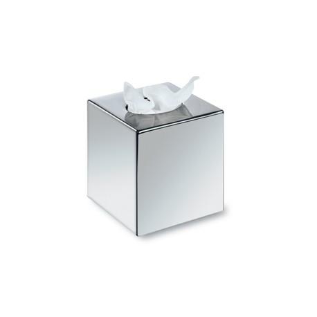 Ansiktsservettdispenser (kub, plast)