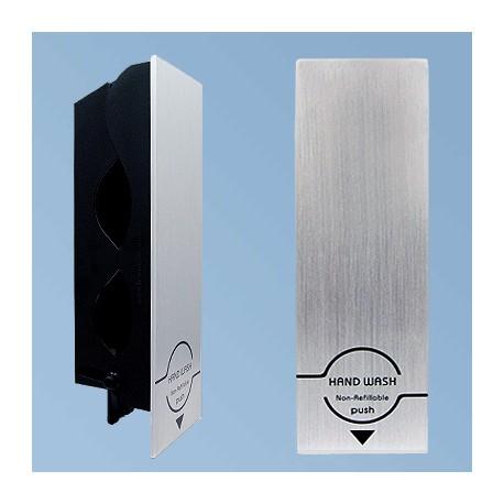 Dispenser hållare för handtvätt Senser, aluminium