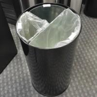 Prügi sorteerimiseks prügikorv 60 L, 3 sisekorvi
