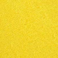 Yellow terry towel 75*150 cm