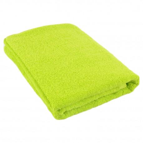 Light green towel 75*150 cm