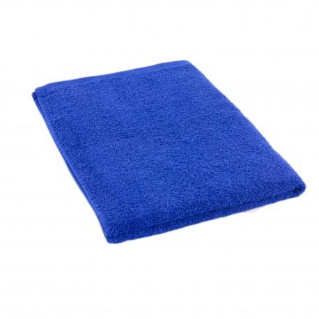 Blue terry towel 50*70 cm