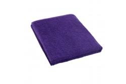 Violett frottéhandduk 50*70 cm
