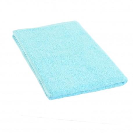 Turquoise terry towel 50*70 cm