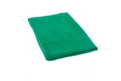 Green terry towel 50*70 cm
