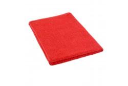 Röd frottéhandduk 50*70 cm