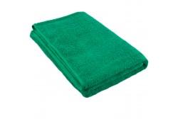 Grön frottéhandduk 75*150 cm