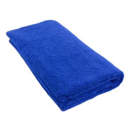 Terry duvet blue 100*200 cm