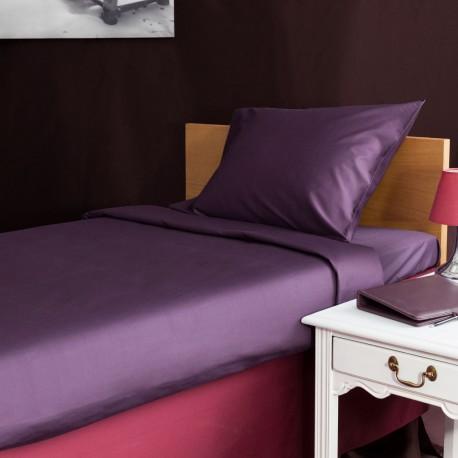 Påslakan 150*230 cm violett