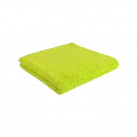 Ljusgrön frottéhandduk 50*100 cm