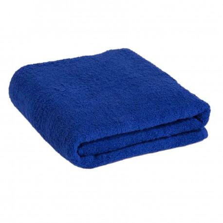 Frottéhandduk blå 90*170 cm