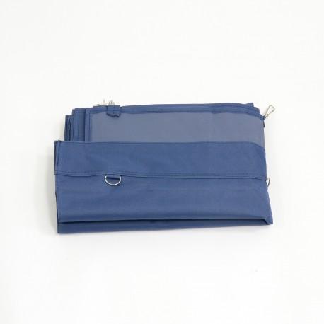 Reserv blå väska, tvättvagn CFG3