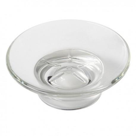 Vit satin glas skål för 3059A New York