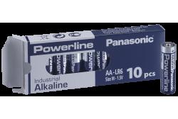 Batterier 4 st, Panasonic
