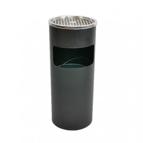 Soptunna-askkopp 26L löstagbar inre svart