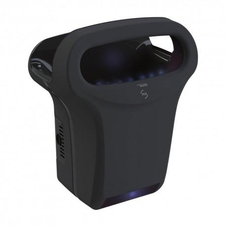 Jet hand-tork 1200 W, svart