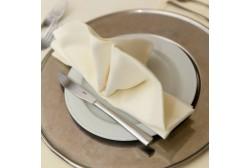 Servett 50*50 cm beige, 100% bomull