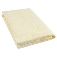 Beige terry towel 75*150 cm