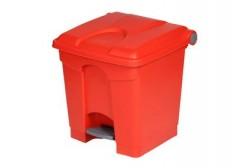 Pedalhink 30L, röd