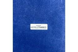 Textil markering med hett tryck klistermärke
