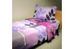 Lakan 160*270 cm Lily 1-pers.