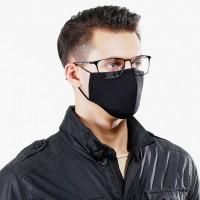 Ansiktsmask Frona svart