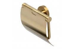 Toilet roll holder with cover Geesa