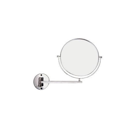 Dubbelsidig spegel med en arm