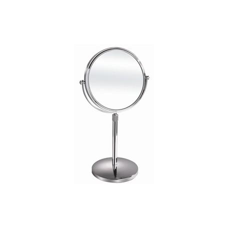 Fritt stående spegel, dubbelsidig