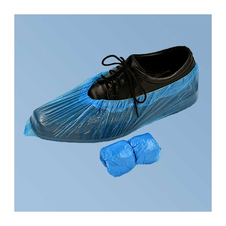 Plast sko täcka
