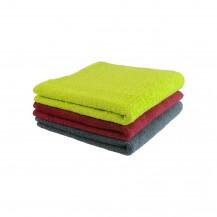 Färgade handdukar 50*100 cm