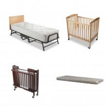 Extra sängar och reservdelar
